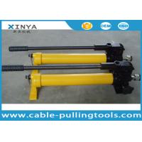 Wholesale CP-390 Small High Pressure Hand Pump Manual Hydraulic Pump from china suppliers
