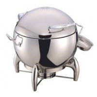 Wholesale Round Soup Station Stainless Steel Kitchenware With 11.0L Bucket from china suppliers