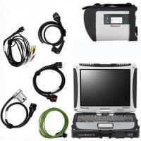 Wholesale MB Star C4 Sd Connect With Panasonic Military Laptop CF-19 mb star c4 Win7 system options from china suppliers
