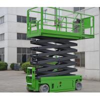 Wholesale 320kg Non-marking Tires Self Propelled Scissor Lift ,Max 13.8m Height from china suppliers