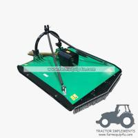 Wholesale 3.5SMA - Tractor implements 3point hitch mounted Slasher Mower 3.5Ft from china suppliers