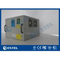 Wholesale Top Mounted Outdoor Rack Enclosure Heat Exchanger , Industrial Air Heat Exchanger from china suppliers