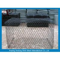 Wholesale Easy Install Pvc Coated Gabion Baskets Fence For Protection XLS-15 from china suppliers