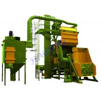 Wholesale High Precision Shot Blasting Machine For Heat Treated Forgings from china suppliers