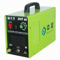 Quality Inverter Air Plasma Cutting Machine with Welding Current Ranging from 10 to 40A for sale