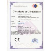 SHENZHEN DEWANG HIGH-TECH CO.,LTD Certifications