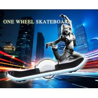 Wholesale Waterproof 36 Volt Electric One Wheel Skateboard Short Distance Travel from china suppliers