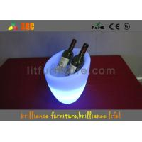 Wholesale Colors change Glowing Furniture / LED ice bucket for bar from china suppliers