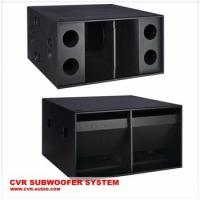 "Wholesale Sub Bass Box 18"" Woofer \Super Power Bass \2000watts Big Outdoor Sound System \Passive Neodymium Woofer from china suppliers"