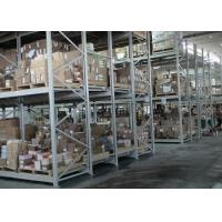 Wholesale Push back pallet racking for warehouse storage from china suppliers
