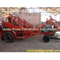 Wholesale Self Loading Cable Trailer Cable and Pipe Laying Equipment from china suppliers
