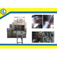 Wholesale Stainless Steel Blast Cleaning Machine , Rotary Table Ultrasonic Cleaning Machine from china suppliers