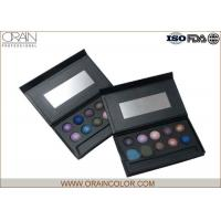 Buy cheap High Pigment 12 Shades Eyeshadow Palette in Cardboard Case , OEM Makeup Supplier from wholesalers