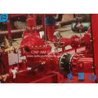 China 1500GPM@81m Horizontal Split Case Double Suction Centrifugal Pump With Single Stage on sale