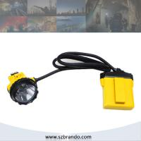 Buy cheap Brightness 28000lux Lamparas Explosion Proof Colombia KL12LM, lampara minera recargable from wholesalers