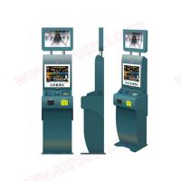 Wholesale High quality Multifunctional lobby Self service dual screens touch screen kiosk from china suppliers