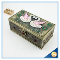 Wholesale Double-deck Luxury Jewelry Organizer Box Manufacturers China from china suppliers