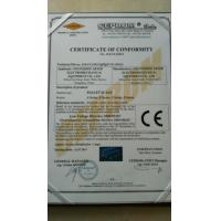 Changzhou Skyerscale Co.,Limited Certifications