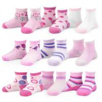 Wholesale Girls Short Crew Socks from china suppliers