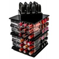 Wholesale Clear Plastic New acrylic Cosmetic Display Lipstick Stand Holder from china suppliers