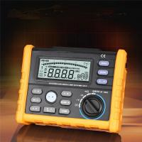 Wholesale Auto Calculate Insulation Resistance Meter DC / AC Store with analog display from china suppliers