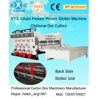 Wholesale Horizontal Packaging Carton Folding Machine Semi - Automatic With Pneumatic Locking from china suppliers