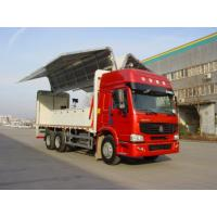 Wholesale new product high quality CNHTC TAIAN WUYUE WINGSPAN CARGO TRUCK TAZ5253XYKA from china suppliers