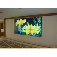 Wholesale 55 Inch Ultra Narrow Bezel HD LED Wall Samsung Industrial Panel Easy Installation from china suppliers