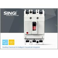 Wholesale 3P 63a MCCB circuit breaker with earth leakage protection electrical 3 phase from china suppliers