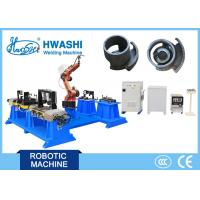 Buy cheap 6 AXIS Industrial Robots Arm Machine For Auto Seat Back Angle Adjustment Parts , MIG Welder from wholesalers