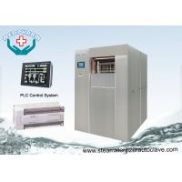 Buy cheap Vertical Sliding Door 100Liters Capacity Hospital CSSD Sterilizer With Micro Printer from wholesalers