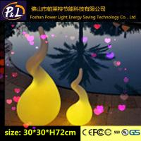 Wholesale Morden Plastic LED Glow Lamp Wedding Decoration from china suppliers