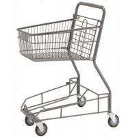 Wholesale Supermarket Storage Hand Shopping Cart Grocery Basket With Wheels from china suppliers