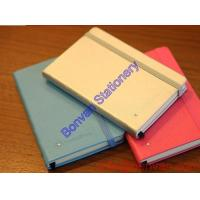 Wholesale A5 Size Advertising Leather Composition Promotional Notebook,Promotional Notebook from china suppliers