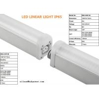 Wholesale IP65 Silver LED Linear Ceiling Lights For Farm / Tunnel / Car Parking from china suppliers