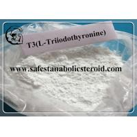 Wholesale L-Triiodothyronine Fat Loss Hormones T3 Liothyronine Sodium Fat Burning Steroids Powder from china suppliers