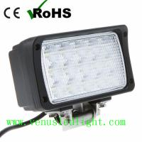 Wholesale 45w Epistar LED WORK LIGHT 4x4 4WD JEEP SUV OFF ROAD MINE Boat Flood lamp from china suppliers