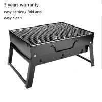 China High Quality  Outdoor/indoor Steel Grill Portable charcoal Bbq/Camping charcoal Barbecue Grill on sale