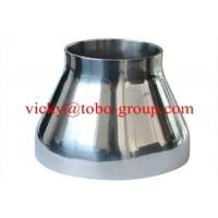 Wholesale Stainless steel reducer  SS904L, UNS S32750, UNSS32760 310S ,317L,321 CON REDUCER from china suppliers