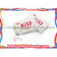 Wholesale Ball Shaped Low Calorie Candy Custimize Logo Print With Pp Mintcard from china suppliers