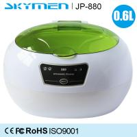Wholesale 35W Colors Lid Contact Lens Eyeglasses Benchtop Ultrasonic Cleaner / Bath Portable from china suppliers