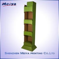 Wholesale Customized Corrugated Cardboard Display Stand, Carton Display Stand, Paper Display Stand from china suppliers