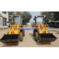 Wholesale CE wheel loader/front end loader/CE loaders with lift capacity:0.6t,0.3cbm from china suppliers