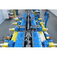 Wholesale 23 Station Cable Tray Roll Form Machine Color Galvanized Steel Roll Former Machine from china suppliers
