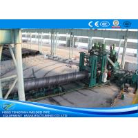 Buy cheap Round Steel Pipe Seamless Pipe Mill API 5L Standard For Construction from wholesalers