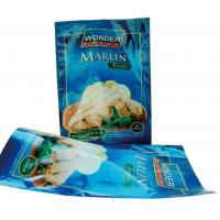 Wholesale Medical Packaging Stand Up Zipper Bags Heat Seal / Gravure Printing For Gift from china suppliers