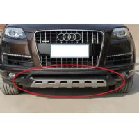 Wholesale Customized Audi Q7 2010 - 2015 Face Lift Front Guard and Rear Bumper Protector from china suppliers