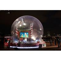 Wholesale Bubble Lodge Tent Inflatable Snow Globe from china suppliers