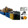 Buy cheap PLC Control Fiberglass Pultrusion Machine / Custom Fiberglass Pultrusions Line from wholesalers