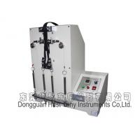 Wholesale CNS-1083  BS 3084 DIN3419-1 Laboratory Zipper Fatigue Textile Testing Equipment from china suppliers